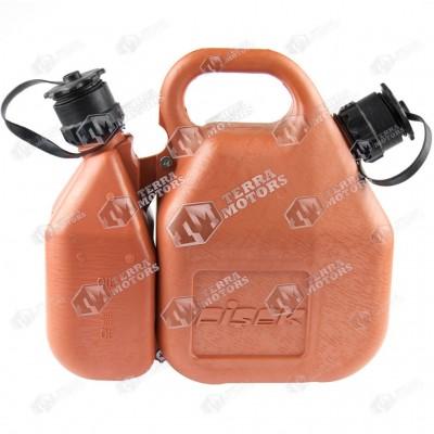 Canistra drujba Combinata 5L Benzina - 2L Ulei (Fsk)