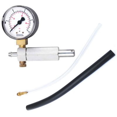 Manometru verificare presiune carburator