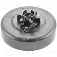 Carcasa ambreiaj drujba Talon 42cc Fixa (Platt)