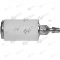 Filtru benzina drujba Husqvarna 4.2mm - Alb - Metalic