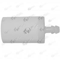Filtru benzina drujba Husqvarna 5mm - Alb