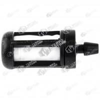 Filtru benzina drujba Stihl 6.3mm - Negru - Mic