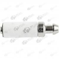 Filtru benzina drujba Stihl 8.3mm - Alb - Metalic (Italy)