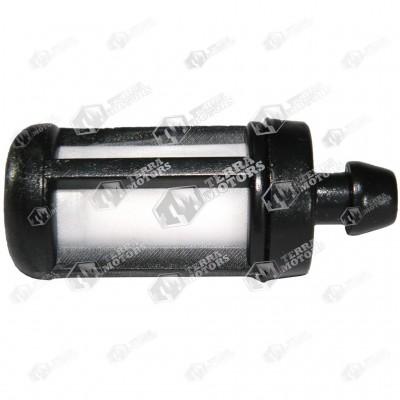 Filtru benzina drujba Stihl 8.3mm - Negru - Mic