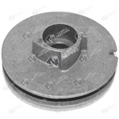 Fulie demaror drujba China 4500, 5200 4 Dinti - Metal