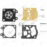 Kit reparatie carburator drujba Husqvarna 136, 137, 141, 142, 40, 45, 51, 55 Walbro - Complet