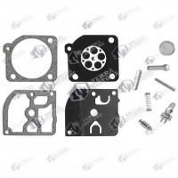 Kit reparatie carburator drujba Husqvarna 136, 137, 141, 142, 40, 45, 51, 55 Zama - Complet