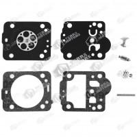 Kit reparatie carburator drujba Husqvarna 235, 236, 240, 435, 440, 135, 140 Zama - Complet