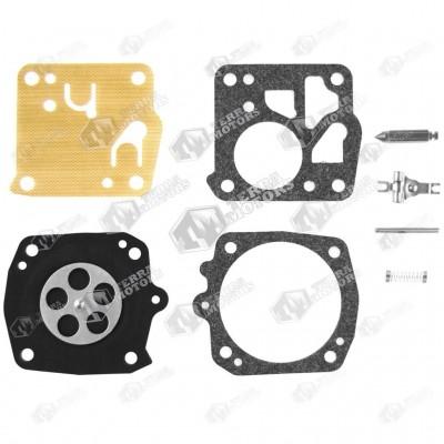 Kit reparatie carburator drujba Husqvarna 268, 272, 266, 61, 281, 288 Complet