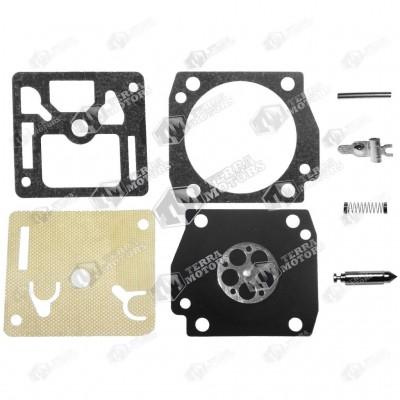 Kit reparatie carburator drujba Husqvarna 340, 345, 350, 346xp, 351, 353, 357, 359 Zama - Complet