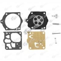Kit reparatie carburator drujba Husqvarna 394, 395, 61, 288, Stihl 660 Walbro - Complet