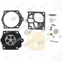 Kit reparatie carburator drujba Husqvarna 394, 395, 61, 288, Stihl 660 Walbro - Complet (Raisman)