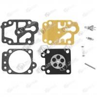 Kit reparatie carburator drujba Oleomac 936, 937, 340 Walbro - Complet