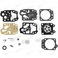 Kit reparatie carburator drujba Oleomac 936, 937, 340 Walbro - Complet (Raisman)