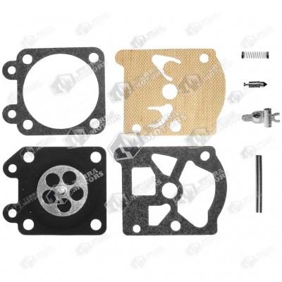 Kit reparatie carburator drujba Partner 351, 350, 370, 371, 372, 390, 420 Complet