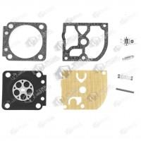 Kit reparatie carburator drujba Stihl 170, 180, 017, 018 Zama - Complet