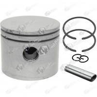 Kit piston drujba Partner 351, 350, 370, 371, 372, 390, 420 41mm (2 segmenti) (Aip)