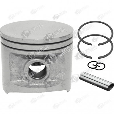 Kit piston drujba Husqvarna 371, 372 50mm (2 segmenti) (Aip)