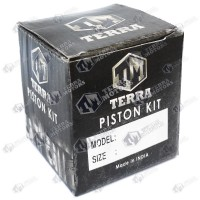 Kit piston drujba Husqvarna 136, 137 38mm (Terra)