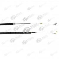 Cablu acceleratie motocoasa Stihl FS 400, FS 450, FS 480 Model vechi (Taiwan)