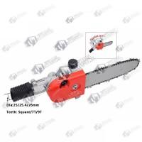 Adaptor emondor motocoasa cu unghi reglabil (prelungitor tip drujba)
