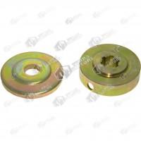 Kit reparatie angrenaj unghiular motocoasa China 330, 430, 520 Set 2 piese
