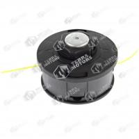 Cap cu fir motocoasa Automat - M10x1.25 - Buton metal mic