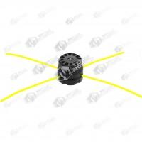 Cap cu fir motocoasa Manual - Plastic - M10x1.25