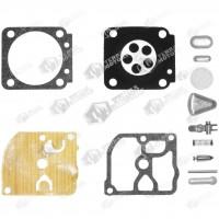 Kit reparatie carburator motocoasa Stihl FS 120, FS 200, FS 250, FS 300, FS 350, FS 400, FS 450, FS 480, FR 400, FR 450, FR 480 Zama - Complet (Raisman)