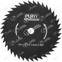 Disc motocoasa 40D - 250mm - 25.4mm - 1.6mm (Platt)