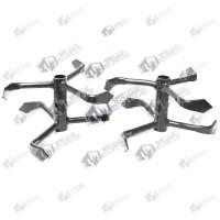 Lame pentru adaptor sapa sau cultivator pentru motocoasa - Model 1 (Set 2 buc)