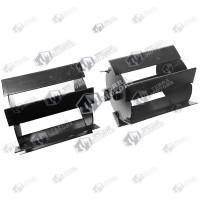 Lame pentru adaptor sapa sau cultivator pentru motocoasa - Model 3 - 15 Cm (Set 2 buc)