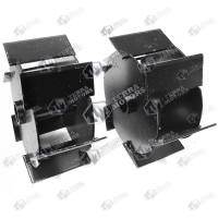 Lame pentru adaptor sapa sau cultivator pentru motocoasa - Model 3 - 7 Cm (Set 2 buc)