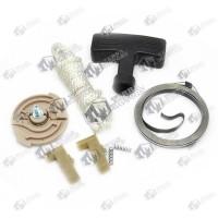 Kit reparatie demaror Honda GX 160, GX 110, GX 120, GX 140, GX 200, GX 240, GX 270, GX 340, GX 390 Clicheti Plastic