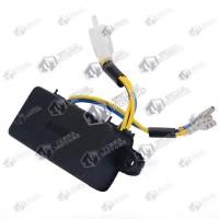 Regulator tensiune (AVR) generatoare 2.5kw - patrat